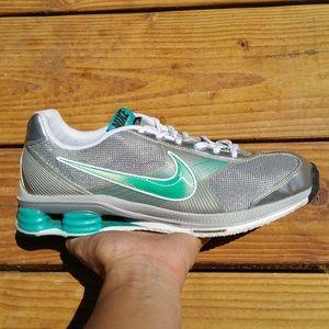 Nike Shox Zip Diamond Flex Running Walking Shoes